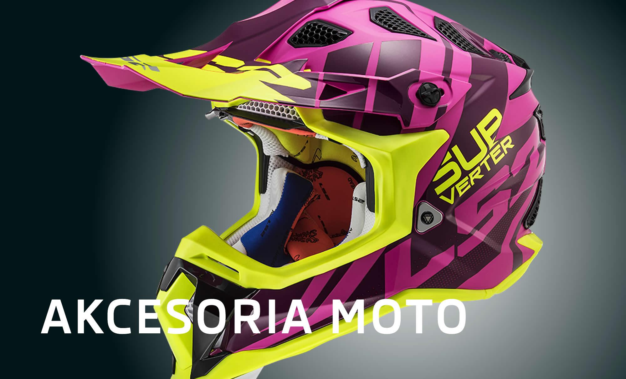 Akcesoria Moto